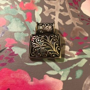 Jewelry - Sterling Silver Slider